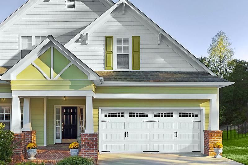 Residential, Garage Door, Home