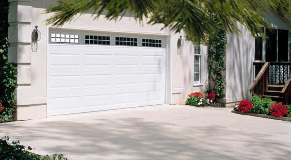 Large Residential Garage Door
